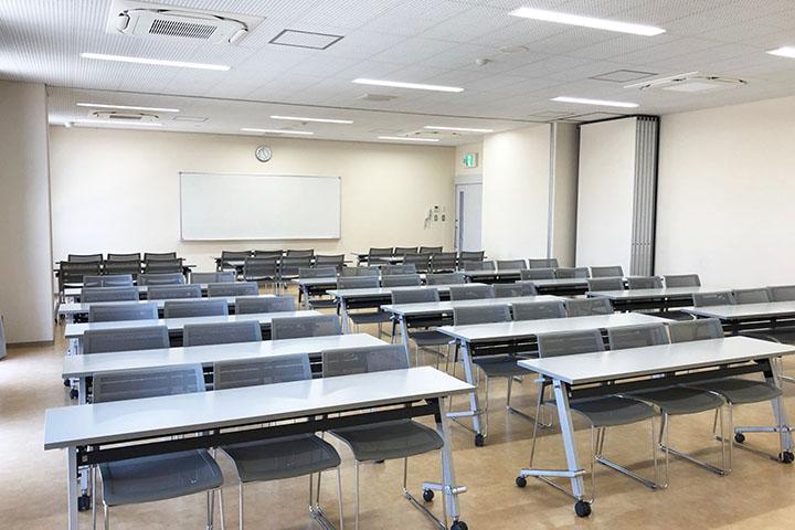203&204学習室1
